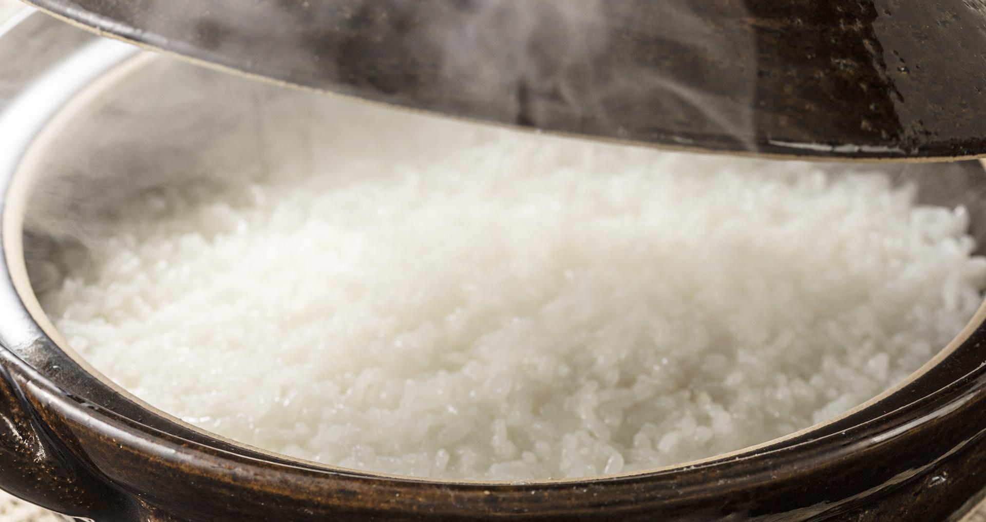 魚沼産HIBARI白米